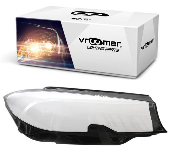PRAWY KLOSZ SZKŁO DO REFLEKTORA BMW 3 G20/G21
