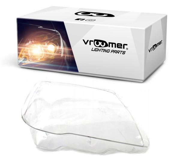 PRAWY KLOSZ SZKŁO DO REFLEKTORA BMW 7 E65 LIFT