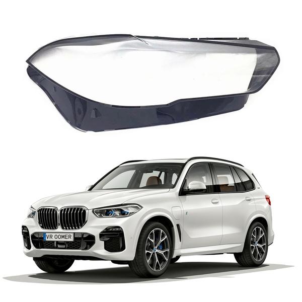 PRAWY KLOSZ SZKŁO DO REFLEKTORA BMW X5 G05