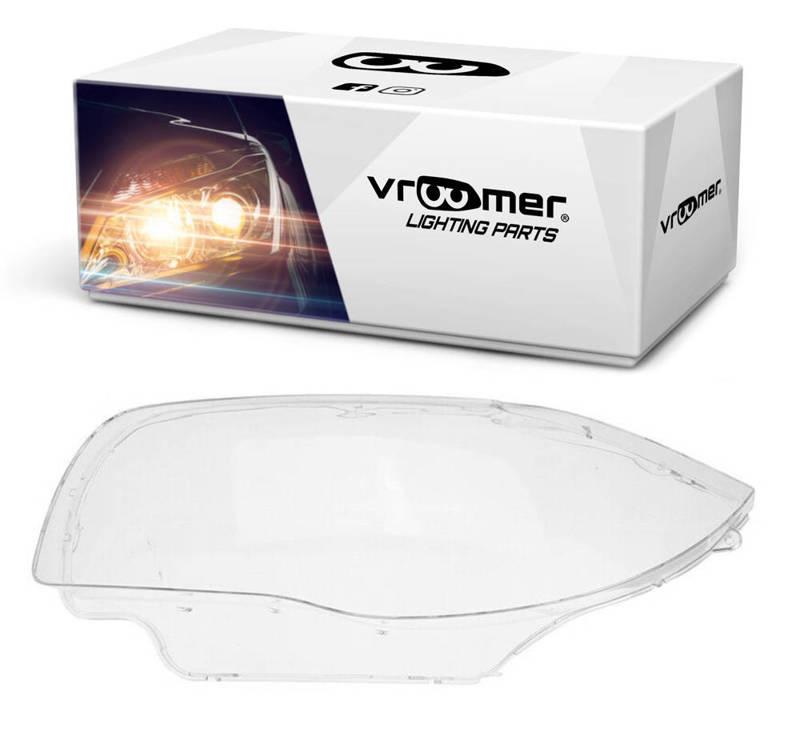 LEWY KLOSZ SZKŁO DO REFLEKTORA BMW 1 E87