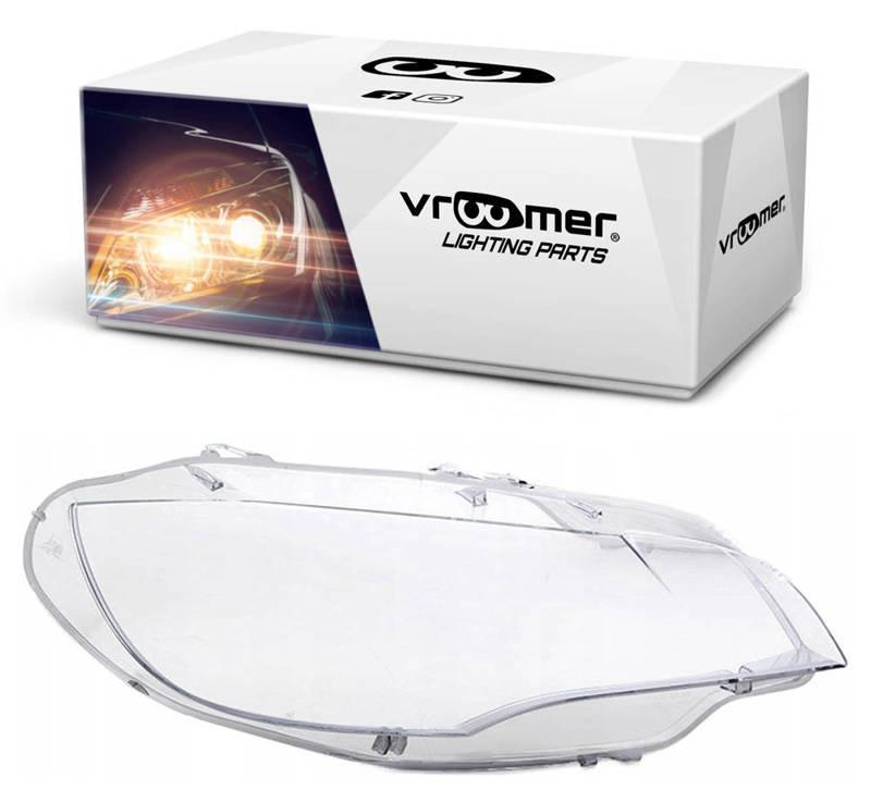 PRAWY KLOSZ SZKŁO DO REFLEKTORA BMW X6E71